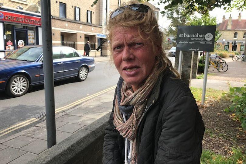Laura Webb en Mill Road