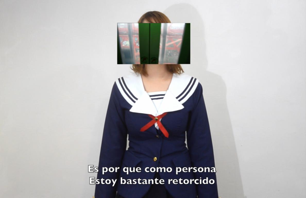 ��, Love y Amor (Wladymir Bernechea, video-arte).