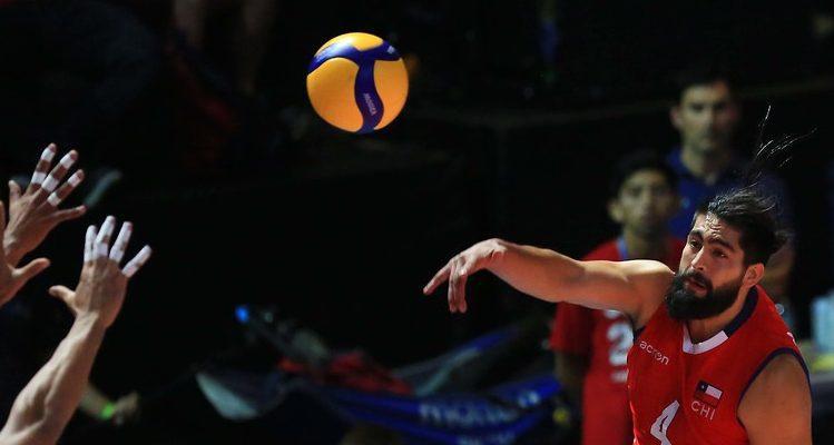 Chile no pudo y cayó ante la poderosa Venezuela en un partidazo por el Preolímpico de Vóleibol