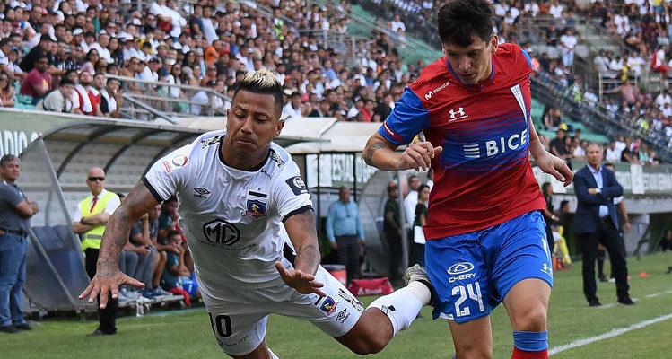 U. Católica y Colo Colo no se sacan ventajas en la definición del primer finalista de Copa Chile