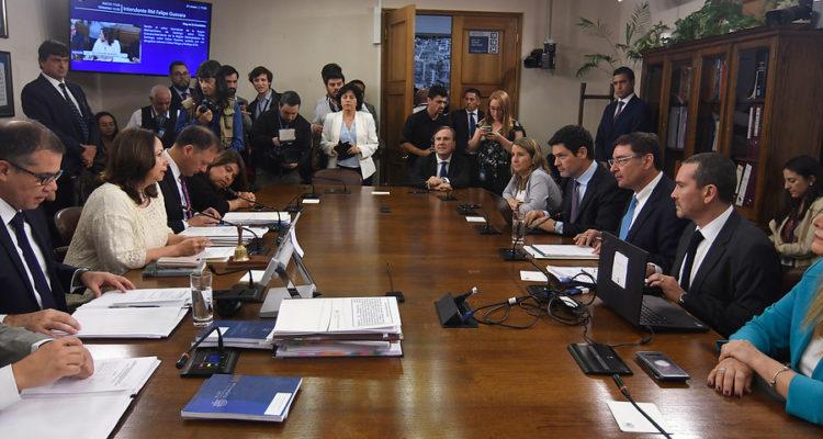 Comisión Acusación constitucional Contra Intendente Felipe Guevara   Pablo Ovalle   Agencia Uno
