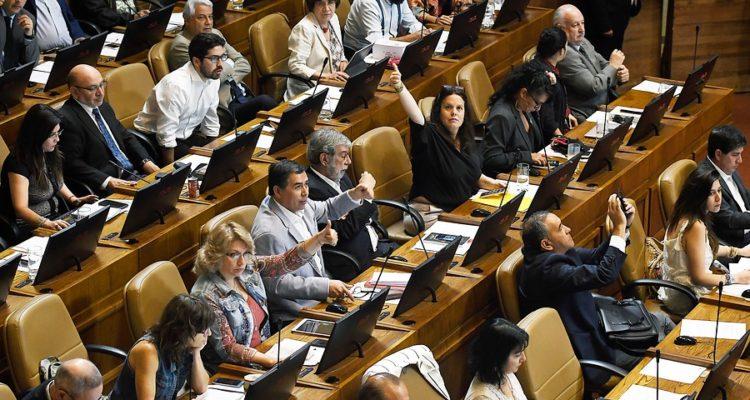 Bancada de Oposición | Pablo Ovalle | Agencia Uno