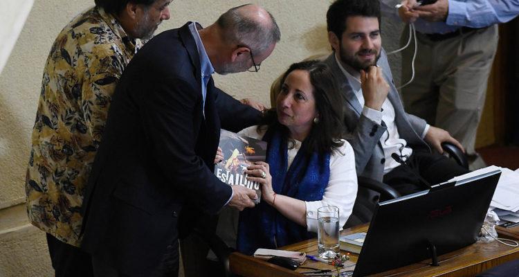 Diputada Alejandra Sepúlveda | Pablo Ovalle | Agencia Uno