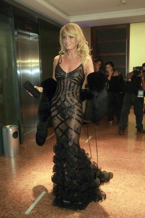 Cecilia Bolocco en 2007