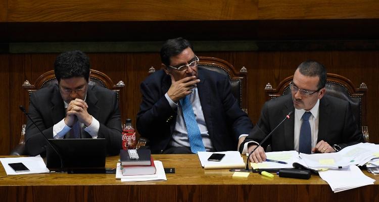 Felipe Guevara y su defensa