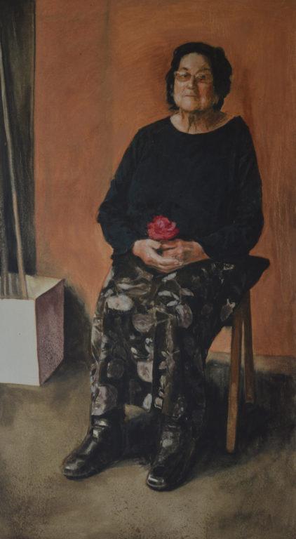 Enolfa Saldivia | Emilia Yeco (C)