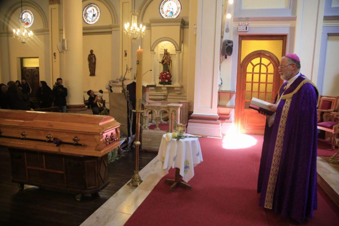 Funeral de Glenda | El Pingüino