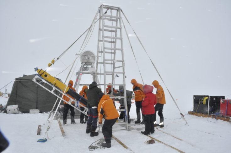 David Vaughan | British Antarctic Survey