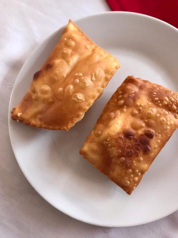 Empanadas de queso | Mario Riveros