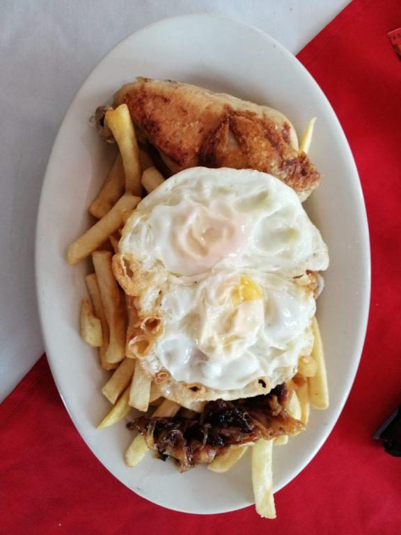 Pollo Dorado a lo Pobre | Mario Riveros