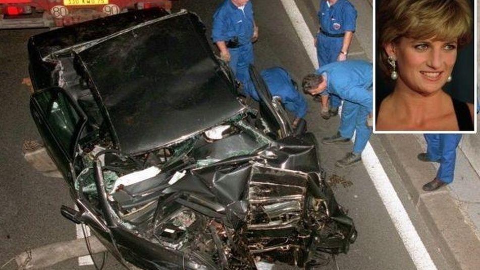 Accidente Diana