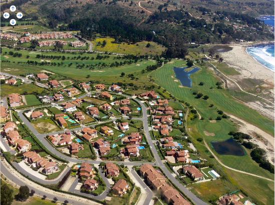 Laguna en Santa Augusta | www.golfsanta-augusta.cl