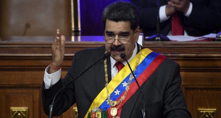 Nicolas Maduro | Federico Parra | Agence France-Presse