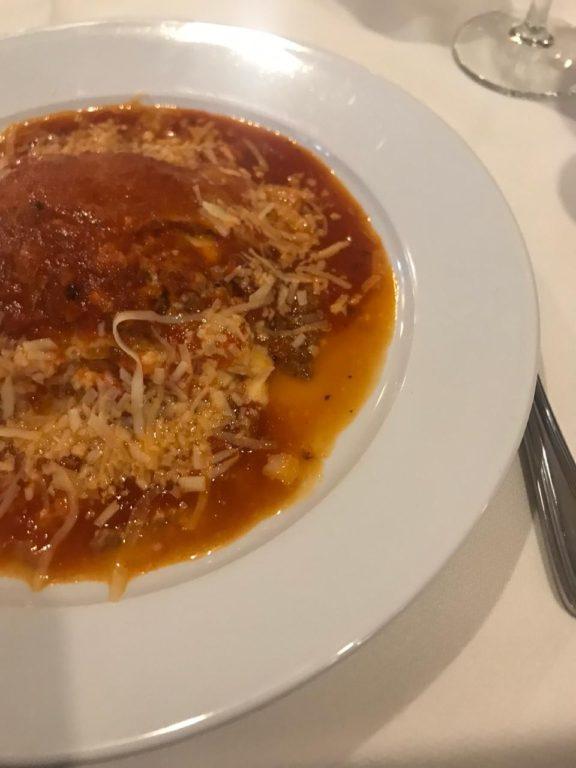 Lasagne | Mario Riveros