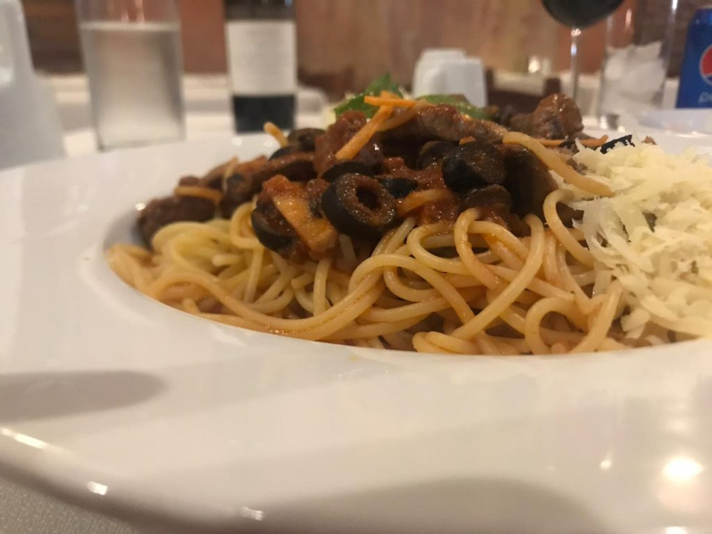 Spaghetti | Mario Riveros