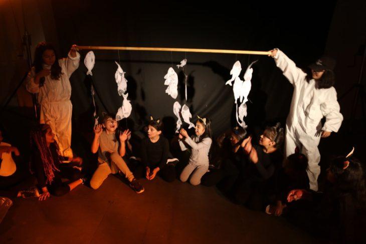 Taller de teatro | Cedida