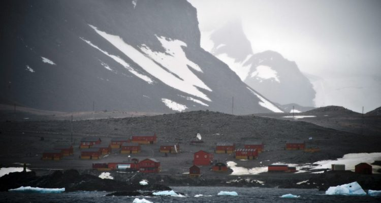Imagen de la Antártica | Agence France Presse
