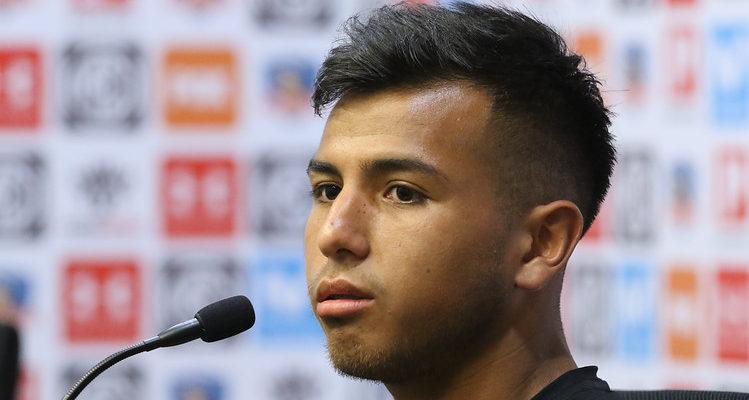 Juvenil de Colo Colo que fue alcanzado por 'bala loca':