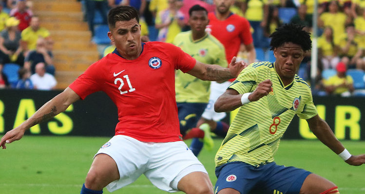 Inquietud en Colombia por partido ante La Roja en Santiago tras episodios de violencia en estadios