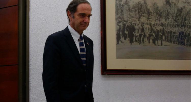 Hernan Larraín | Sebastian Brogca | Agencia Uno