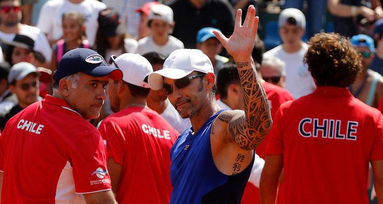 Quiebre en el equipo de Copa Davis: Ríos renuncia y acusa al timonel de la Federación de mentiroso