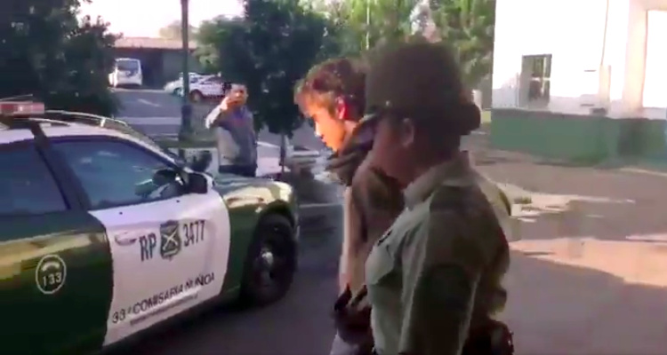 detenido hombre chileno-brasileño