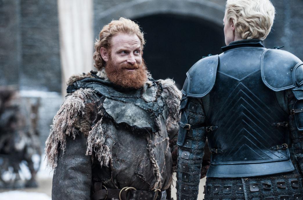"Kristofer Hivju en ""Game of Thrones"""