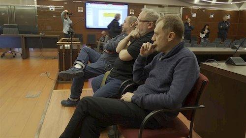 Los tres imputados | El País