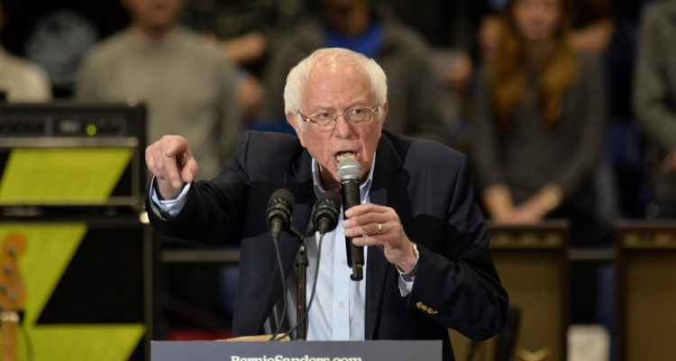 Bernie Sanders   Joseph Prezioso   Agence France-Presse