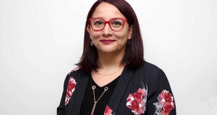 Sandra Quijada, directora interina del INE.