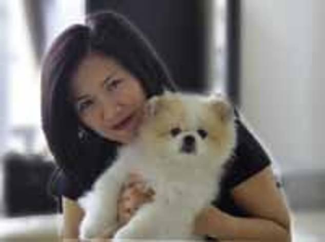 Medios locales de Hong Kong han informado que este sería el perro