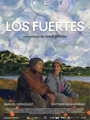 Los fuertes, Omar Zúñiga, DCI Distribución (c)