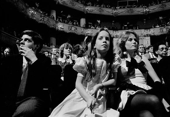 Diana Bolocco en el Teatro Municipal, �lvaro Hoppe (c)