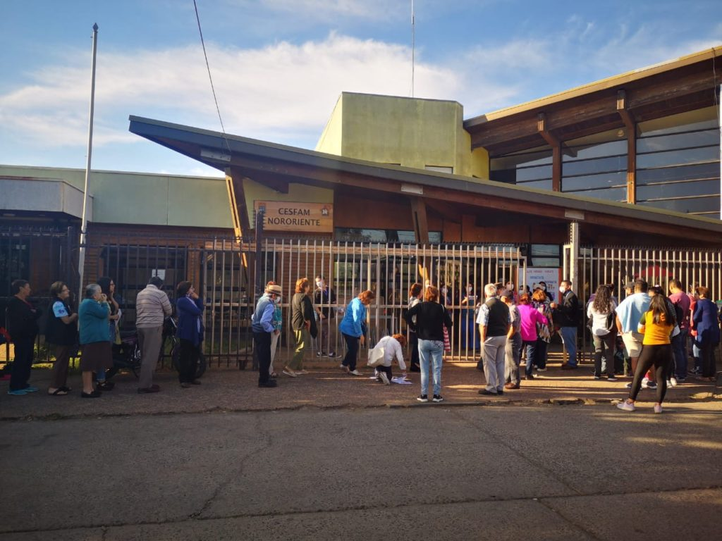 Centro de Salud Familiar Nororiente de Los �ngeles