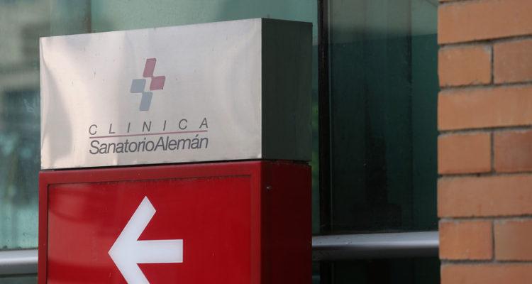 Clinica Sanatorio Aleman | Sebastian Brogca | Agencia UNO