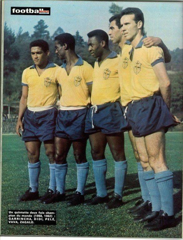 ARCHIVO | Old Football