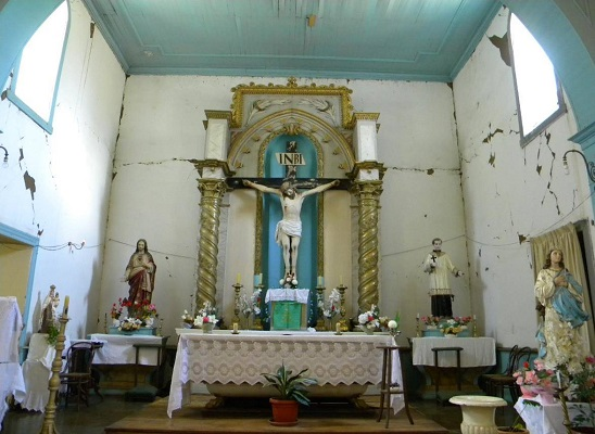 Iglesia de Vilches, CMN (c)