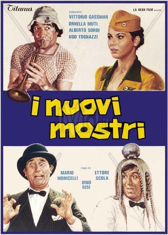 """""""Los nuevos monstruos"""", filmaffinity.com (c)"""