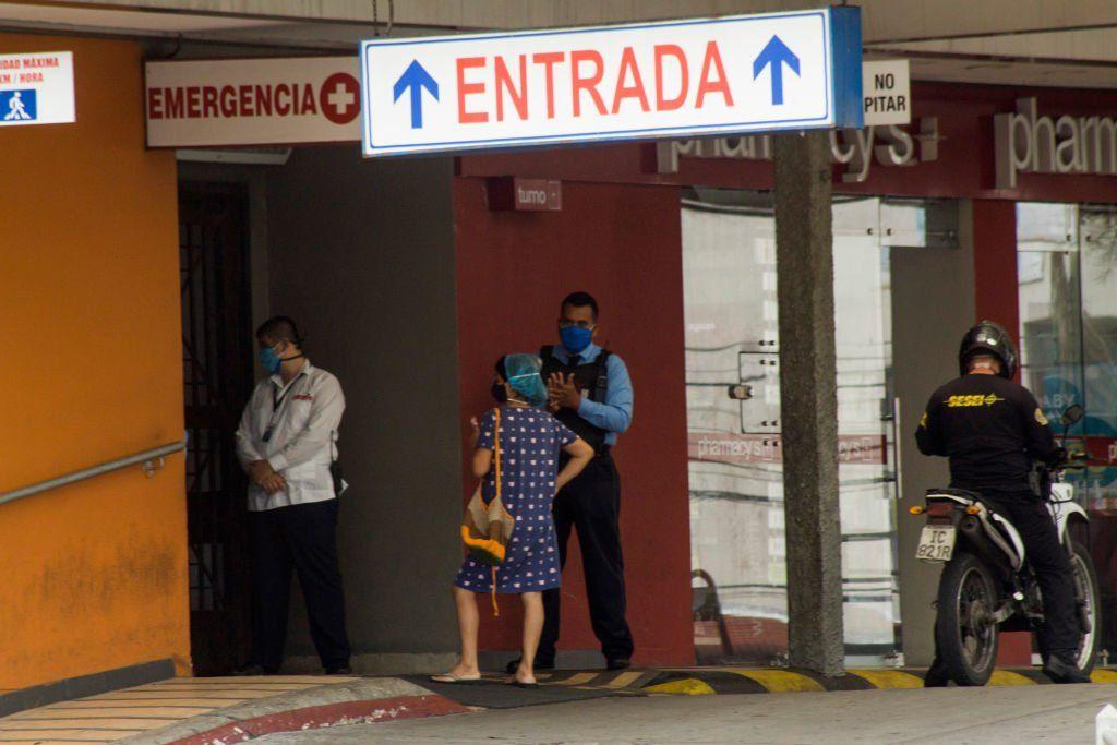 Hospital en Ferreñafe