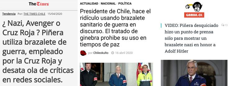 The Times | ChileOkulto | Gamba