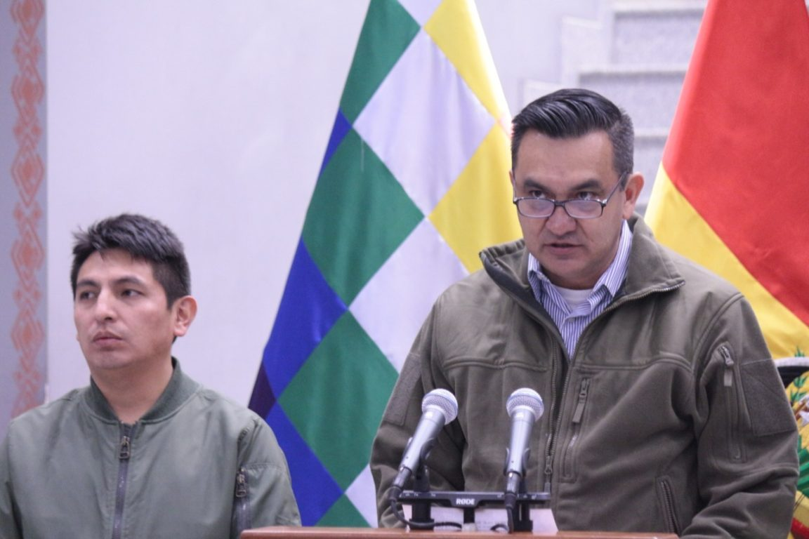Ministerio de la Presidencia de Bolivia | Cedida