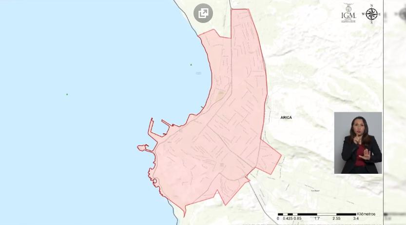 Arica   Ministerio de Salud