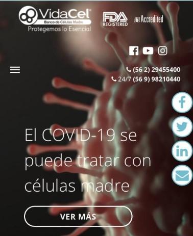 publicidad VidaCel