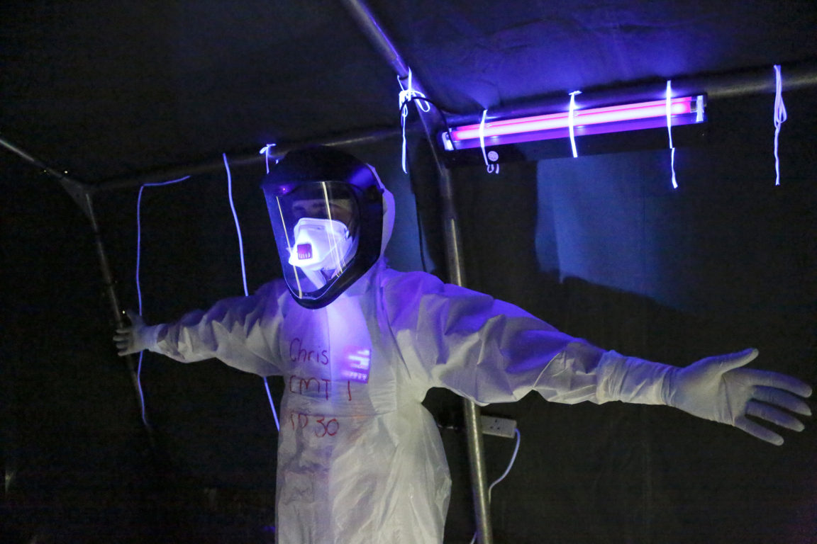UK Department for International | Agence France-Presse