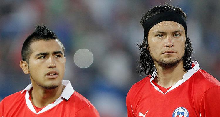 Waldo Ponce recordó cómo era compartir zaga con Vidal en La Roja: