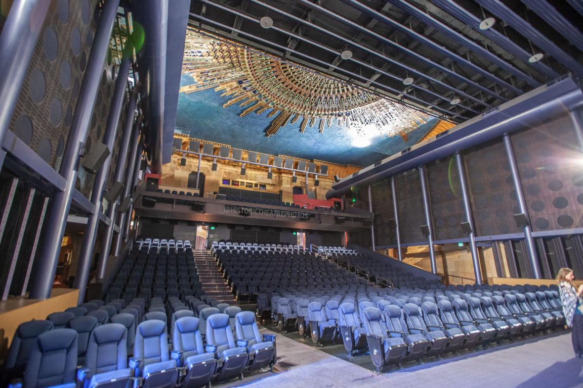 Teatro Egipcio de Hollywood | Historic Theatre Photography