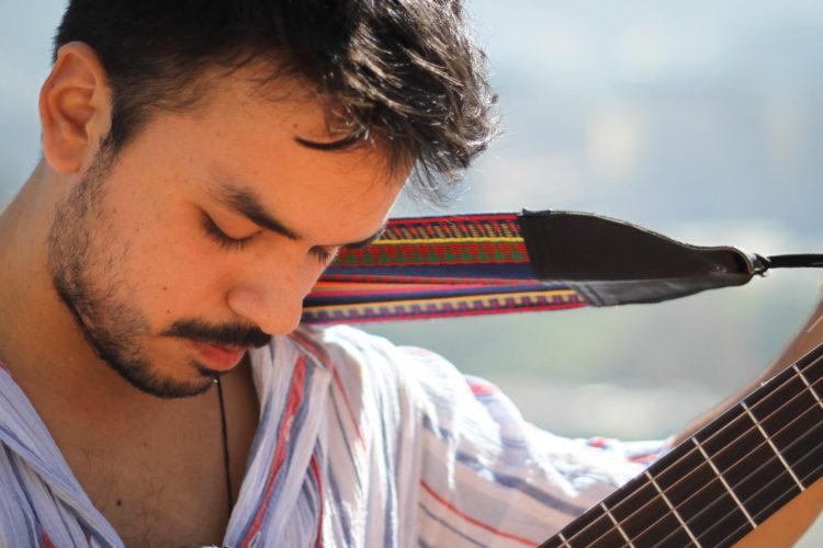Camilo Eque | Cedida