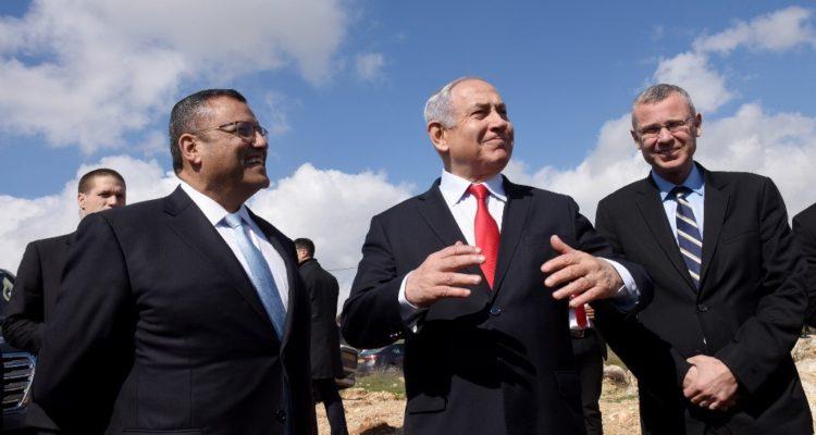 Benjamin Netanyahu | Debbie Hill | Agence France-Presse