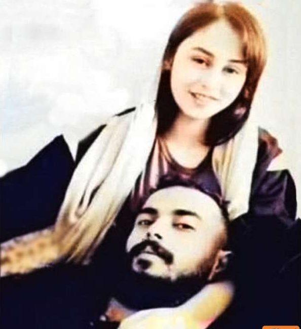Romina Ashrafi y Bahman