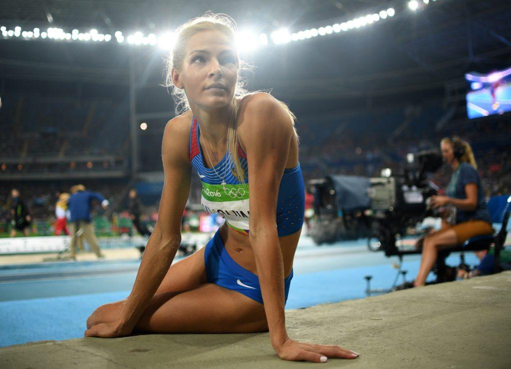 Daria Klishina, la atleta rusa que recibió oferta para ser prostituta vip